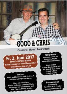 Gogo & Chris