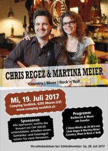 Chris Regez & Martina Meier